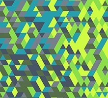 Geometrical pattern (Illustration: Colourbox)