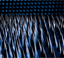 Radio Anechoic Chamber (Photo: Alastair Philip Wiper)