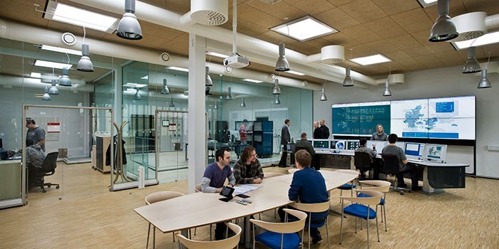 Intelligent Control Lab (Photo: Torben Nielsen)