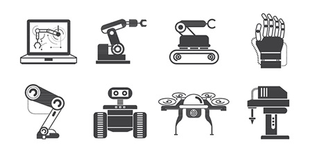 Robotics (Illustration: Colourbox)