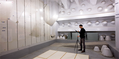Reverberation Room (Photo: Torben Nielsen)